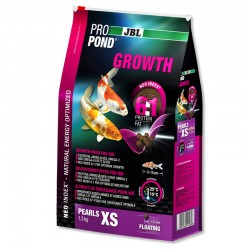 JBL ProPond Growth Extra Small 1.5mm Pellets 1.3Kg