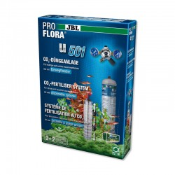 JBL ProFlora u501 Aquarium CO2 Kit