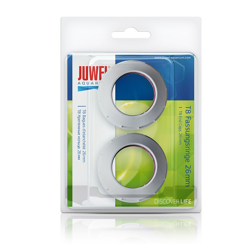 Juwel Aquarium 26mm T8 End Caps