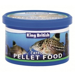 King British Catfish Pellet Food 200g