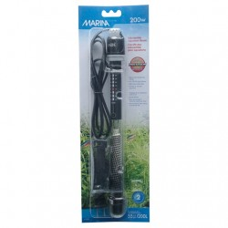 Marina 200W Aquarium Heater Pre-Set