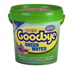 Nishikoi Goodbye Green Water - 8x25g Pack