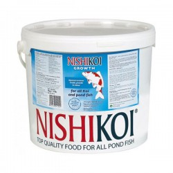 Nishikoi Growth Medium Pellet 5kg