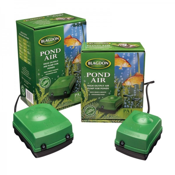 Blagdon Pond Air 2 Air Pump