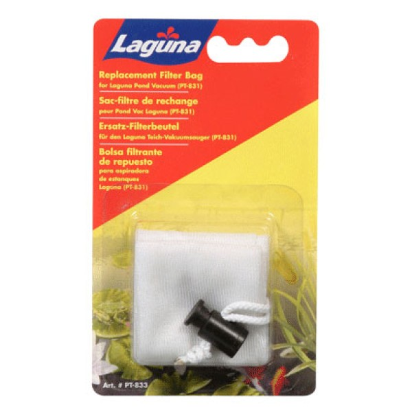 Laguna Pond Vacuum Nylon Bag - PT833