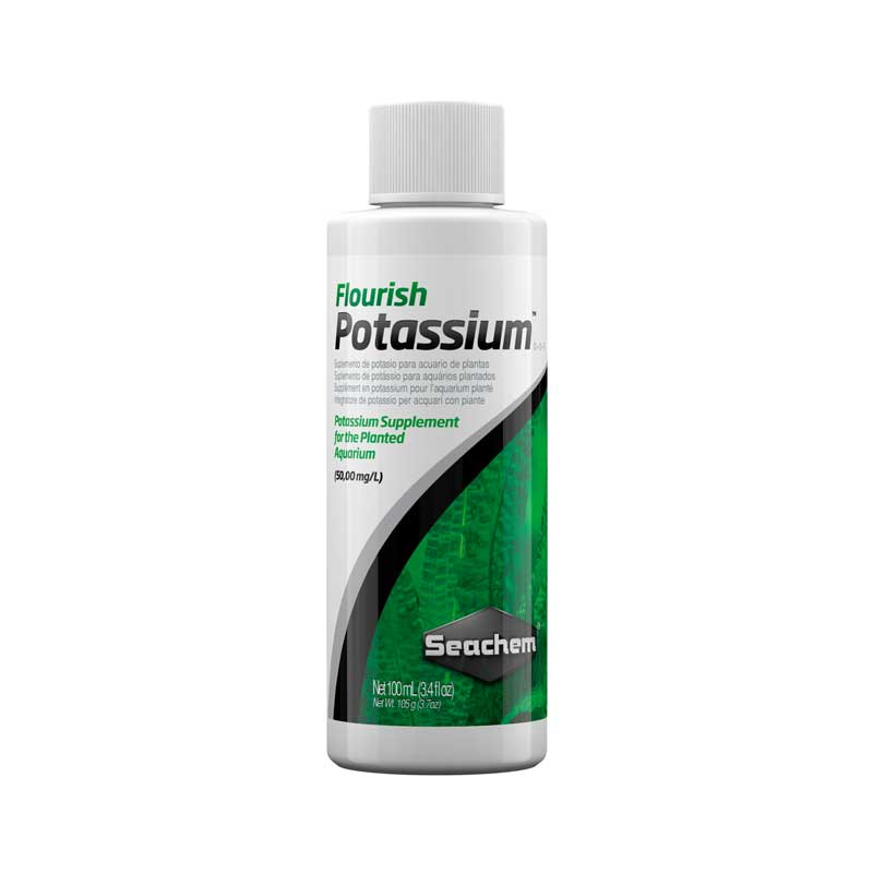 Seachem Flourish Potassium - 100ml