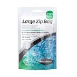 Seachem Large Zip Media Bag