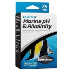 Seachem MultiTest Marine pH & Alkalinity