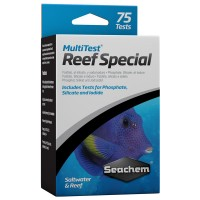 Seachem MultiTest Reef Special