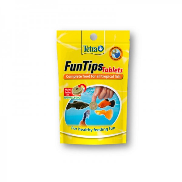 Tetra Fun Tips 75 Tabs