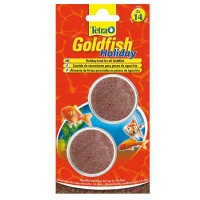 Tetra Goldfish Holiday Food 2 x 12g