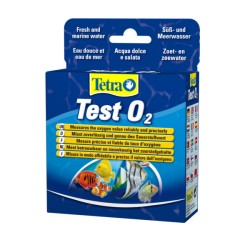Tetra Test O2 Oxygen Kit
