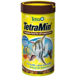 Tetra Min Tropical Flakes - 200g