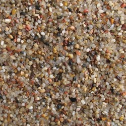 Hugo Kamishi Natural Gravel 1-2mm - 15Kg