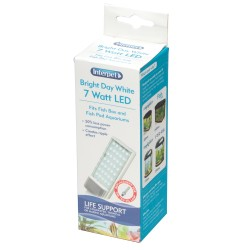 Interpet LED 7w ESL Replacement Lighting - Bright White