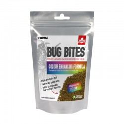 Fluval Bug Bites Colour Enhancer Granules - 125g