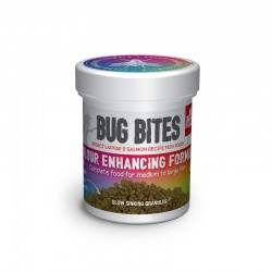 Fluval Bug Bites Colour Enhancer Granules - 45g