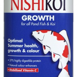 Nishikoi Growth Large Pellets - 1250g