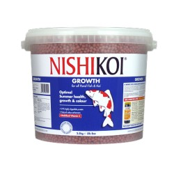 Nishikoi Growth Medium Pellet - 2.5kg
