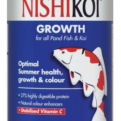 Nishikoi Growth Medium Pellets - 350g