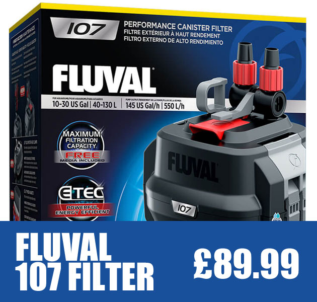 Fluval 07 Series Filters