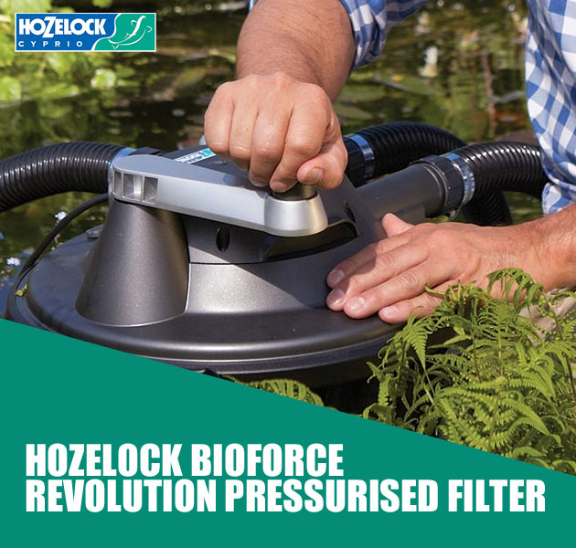 HOZELOCK BIOFORCE REVOLUTION