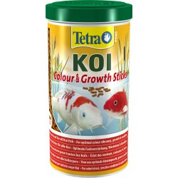 Tetra Koi Colour & Growth Sticks 270g (1 Litre)