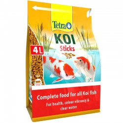 Tetra Pond Koi Sticks 650g (4 Litre)