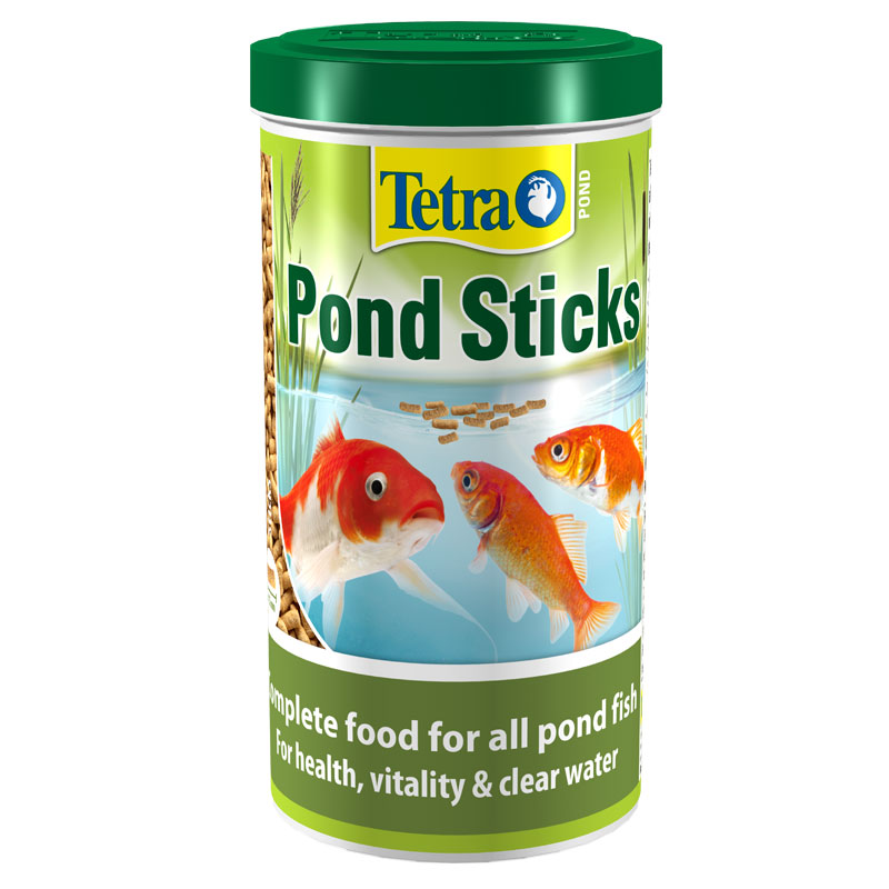Tetra Pond Sticks 100g (1 Litre)
