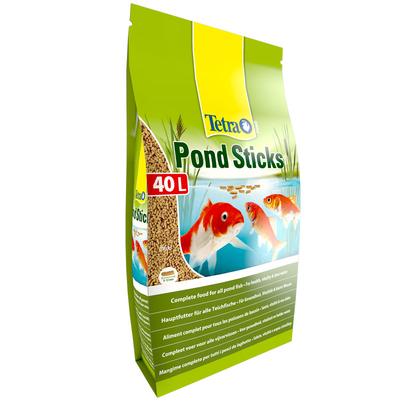 Tetra Pond Sticks 4200g (40 Litre)